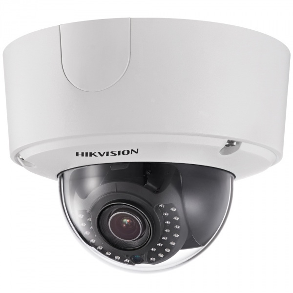 Smart-купол Hikvision DS-2CD4525FWD-IZH с WDR 140дБ и мотори